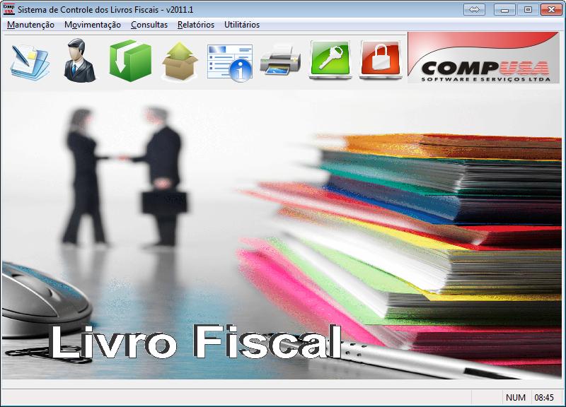 Livro Fiscal